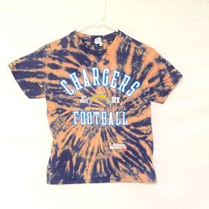 Custom dyed chargers tshirt
